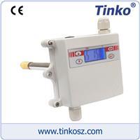 蘇州天和儀器 管道式溫濕度變送器(帶液晶顯示)