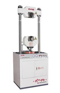 电液式伺服万能试验机(300kN) SHT5305