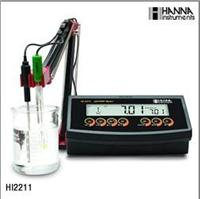 HI2211实验室pH/ORP/温度测定仪