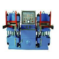 轨道开模硅橡胶油压机(平板硫化机或热
