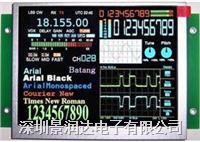 带控制IC的5.7寸彩色液晶屏 UMSH-8247MD-T