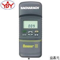 美国巴克拉克BACHARACH 气体分析仪 Monoxor III