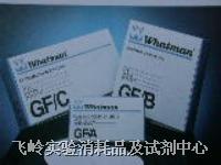 玻璃纤维滤纸GF/B   whatman