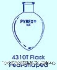 磨口梨型浓缩瓶 PYREXR磨口梨型浓缩瓶