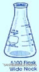 宽口三角瓶 PYREX