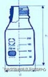 安全覆被試劑瓶 SCHOTT