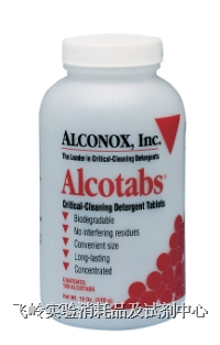 ALCOTABS - Critical Cleaning Detergent Tablets ALCOTABS