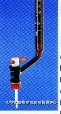 B级側式PTFE針形閥滴定管(棕色) Witeg