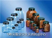 PVC方形广口瓶310系列 德国KAUTEX