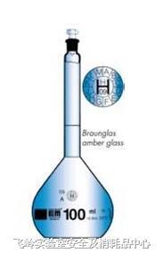 A級DURAN玻璃容量瓶 264 02 52