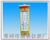 干湿温度计,室内温度计,室内寒暑表,塑料温度计,挂式温度计,墙挂温度计挂壁温度计 RM-114
