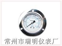 膜片压力表;耐震膜片压力表;耐腐膜片压力表;耐腐耐震膜片压力表;不锈钢膜盒压力表;膜盒压力表 gauge-02