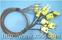 Omega感温线订制-1 GG-K-30感温线+SMPW-K-M公插+焊点 Omega