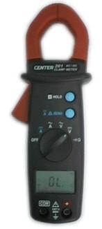 CENTER201数字式交直流钳表|CENTER-201交直流电流钳表|台湾群特CENTER CENTER201