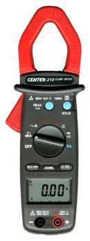 CENTER211交流钳表|CENTER-211交流数字式真有效值电流钳表|台湾群特CENTER CENTER211