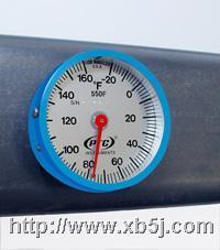 美国PTC 555F金属表面强磁指针式温度计|550F表面磁性温度计 金属表面强磁指针式温度计