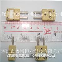 HMPW-K-M热电偶插头|美国omega K型热电偶耐高温扁插头 HMPW-K-M
