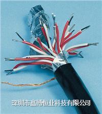 多对带屏蔽热电偶补偿导线 8KX20PP,16KX24SPP,12JX20PP,4JX24SPP,24TX20PP,20TX2
