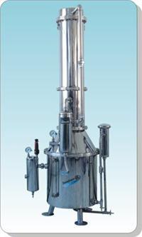 塔式蒸汽重蒸馏水器 TZ100