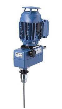 顶置式机械搅拌器 RW28D