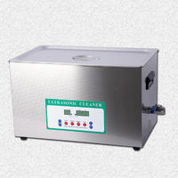 智能双频超声波清洗机 JD-822HTDS