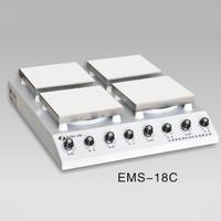 双列四头加热搅拌器 EMS-18C(双列四头)