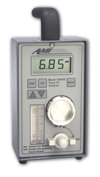 美国AMI便携式微量氧分析仪 1000RS