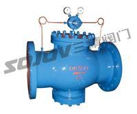 不锈钢先导活塞式蒸汽减压阀 Yk43X/F