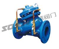 多功能水泵控制閥 JD745X-10/16/25