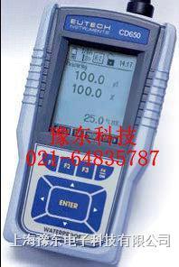 CyberScan CD 650便携式多参数水质分析仪  CD 650