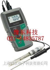 氧化还原电位(ORP)测试仪 Eutech pH 6+ pH 6+