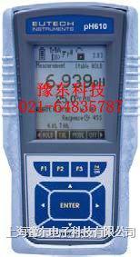 pH计/ORP/离子便携式仪表CyberScan pH 610  pH 610
