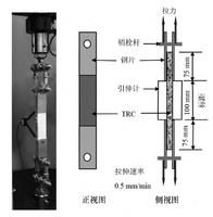 纤维板材拉力机