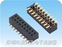 排母2.0mm(单排/双排) 排母2.0mm2.54mm(单排/双排)