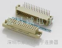 欧式连接器32 欧式连接器32,32芯