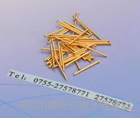 铜插针插针 铜插针插针0.3mm,0.4mm,0.5mm,0.8mm,1.0mm,1.5mm,2.0mm,3.0