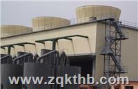 GFNL系列节能型钢结构框架方形逆流式冷却塔
