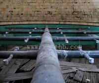 脱硫塔喷淋管道(玻璃钢喷淋层)