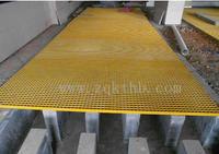污水池玻璃鋼格柵蓋板