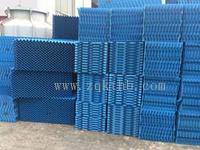方形 圆形冷却塔填料 PP PVC填料