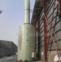 橡胶条挤出机废气喷淋塔 净化塔 处理设备