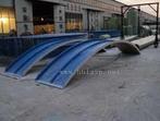污水池盖板(玻璃钢拱形盖板)