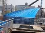 天津污水池加盖除臭盖板