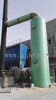 平遥玻璃钢喷淋 旋流板脱硫塔供应商
