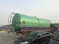 厂家直销玻璃钢储水槽 储罐 清洗溶液箱