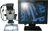 三目视频测量显微镜 SZM7045-T1