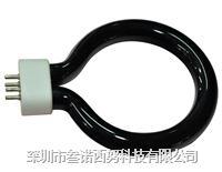 紫色光环形荧光灯管 SN-9W-92Z
