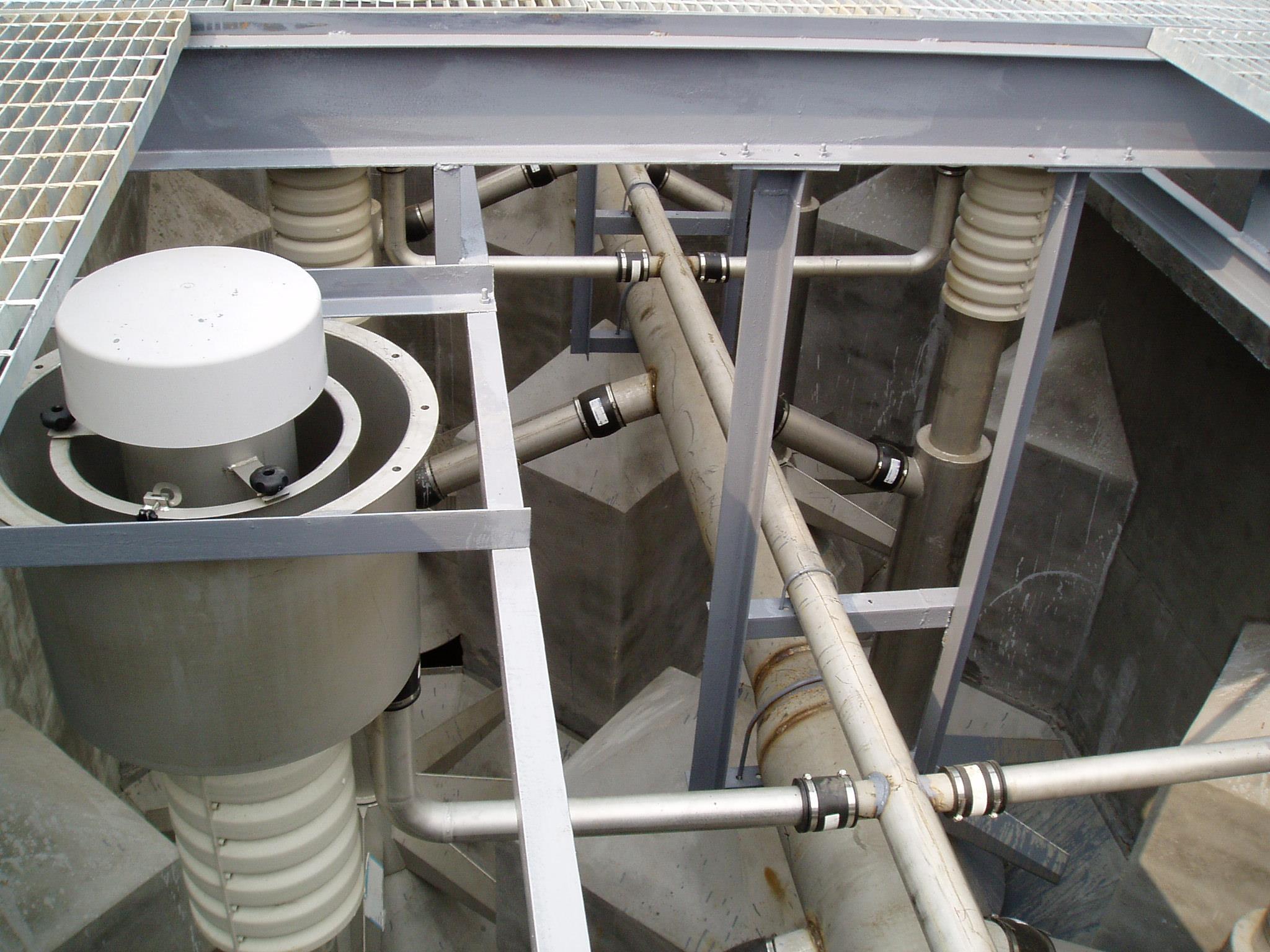 污水深度处理系统