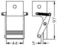折式夾具 YG-J003