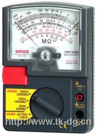 DM508S绝缘兆欧表 DM508S